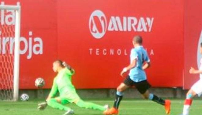 Selección Peruana Sub 17: 'Jotitas' volvieron a caer goleados 0-3 ante Uruguay en Videna [FOTOS]