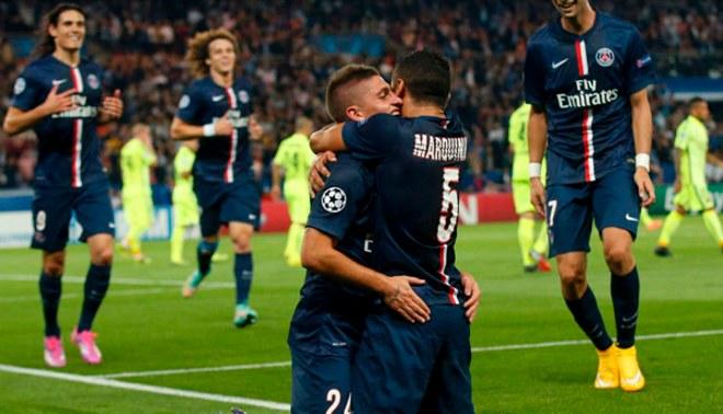 PSG vs. Barcelona: Azulgranas cayeron 3-2 ante parisinos ...