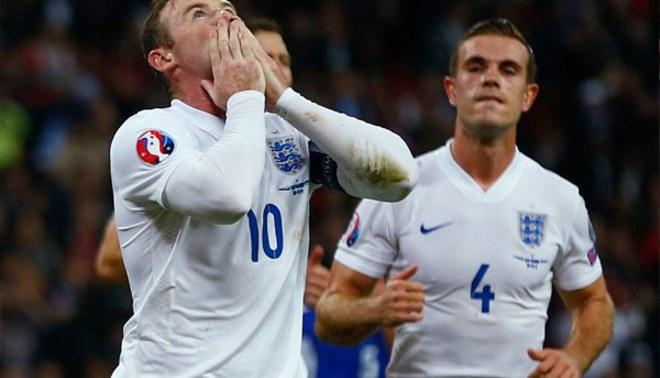 Inglaterra vs. San Marino: Con doblete de Wayne Rooney, 'Tres Leones' ganaron 5-0 en su camino hacia Francia 2016 [VIDEO]
