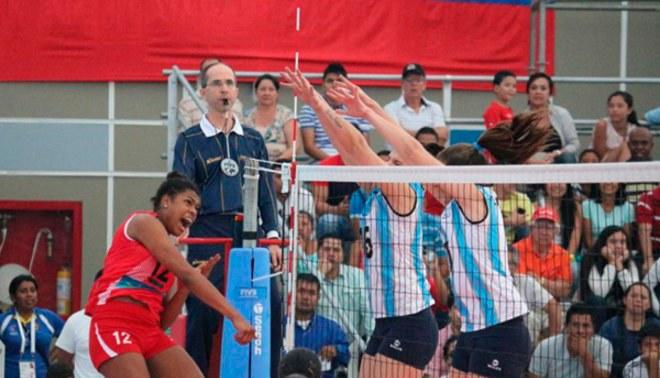 Selección Peruana de Vóley se coronó campeona del Final Four Sub-20 ante Argentina