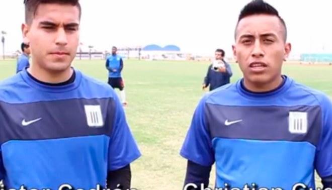 """Alianza Lima: Jugadores esperan con ansias el estreno de película """"F-27"""" [VIDEO]"""