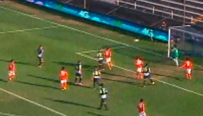 Alianza Lima vs. Cienciano: mira el golazo de Pablo Míguez con la camiseta íntima [VIDEO]