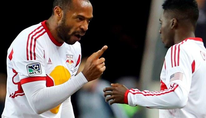 Thierry Henry dio pase de taco en la victoria de los New York Red Bull [VIDEO]
