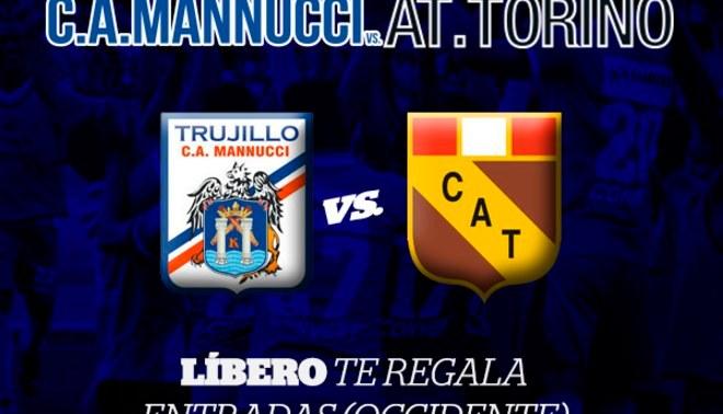 Segunda División: Líbero te regala entradas para el Manucci vs Torino