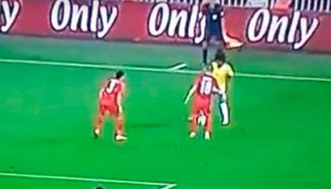 Brasil vs. Turquía: Willian hizo espectacular jugada a lo Ronaldinho para dejar en ridículo a dos rivales [VIDEO]