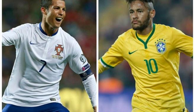 Cristiano Ronaldo y Neymar se juntarán en campaña por la prevención del Ébola