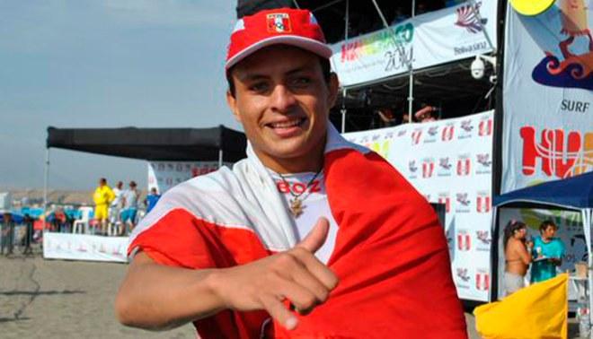 Juegos Bolivarianos de Playa 2014: Perú consiguió medalla de oro en prueba de Aloha Cup