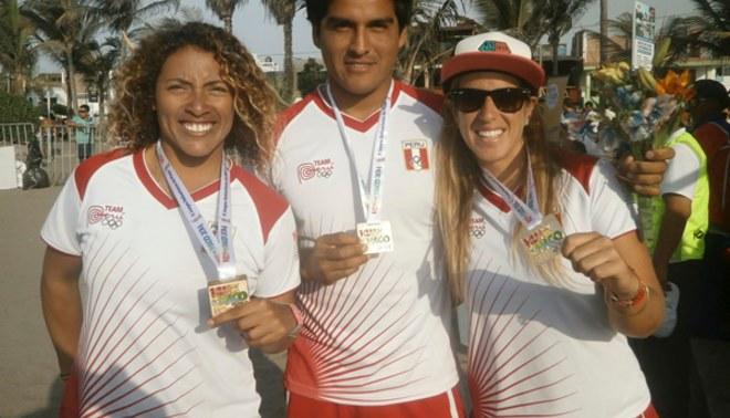 Juegos Bolivarianos de Playa 2014: Surf le dio cuatro medallas más al Perú [FOTOS]