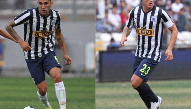 Alianza Lima: Walter Ibáñez y Pablo Míguez no seguirían con 'grones' para el 2015