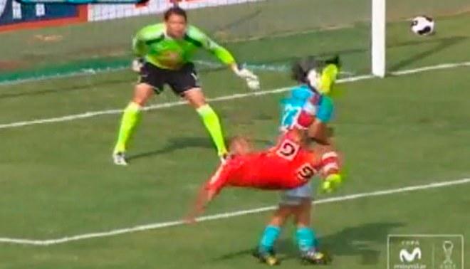 Sporting Cristal vs. Juan Aurich: Junior Viza y el golazo de 'chalaca' que se perfila como el mejor del año [VIDEO]