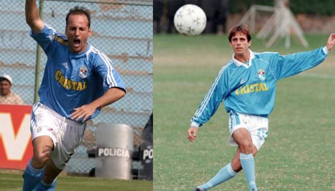 Los ídolos  extranjeros de  Sporting Cristal