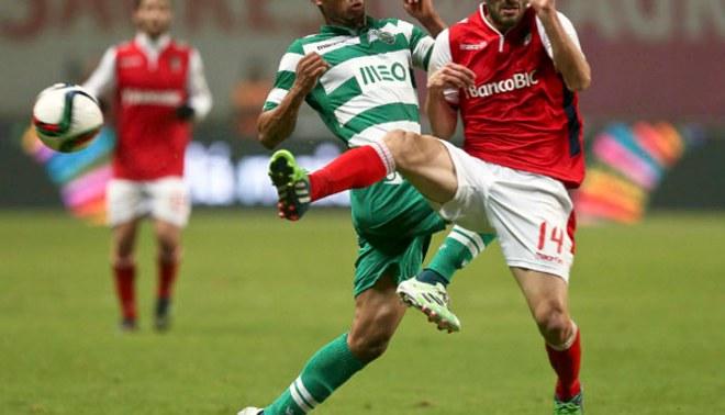 Sporting de Lisboa con André Carrillo de titular venció 1-0 a la Académica por la liga de Portugal