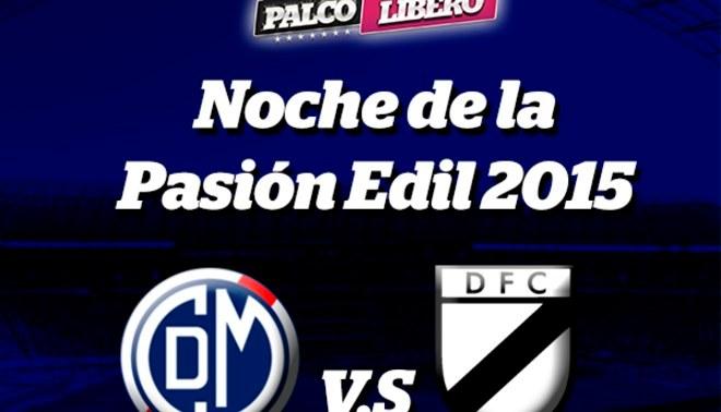 Deportivo Municipal: Vive La Noche de la Pasión Edil desde el Palco Líbero, participa y gana.