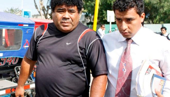 Ángel 'Maradona' Barrios fue capturado en Sullana por no asistir a juicio