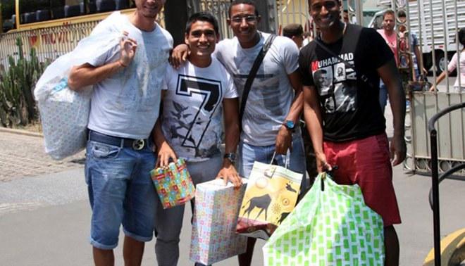 Sporting Cristal: plantel regaló sonrisas y alegrías a niños de Hospital Almenara [FOTOS]