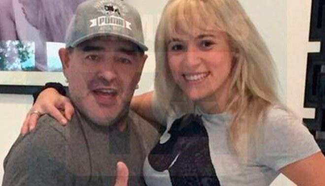 Diego Armando Maradona: el 'Pelusa' se hizo un lifting y luce juvenil como su novia Rocío Oliva [FOTO]