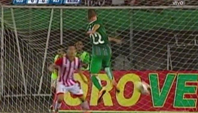 Sport Loreto vs. Alianza Lima: Gabriel Costa falló clara ocasión de gol [VIDEO]