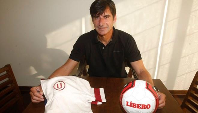 Universitario: Óscar Ibáñez se confesó con Líbero y contó sus sueños con la 'crema'