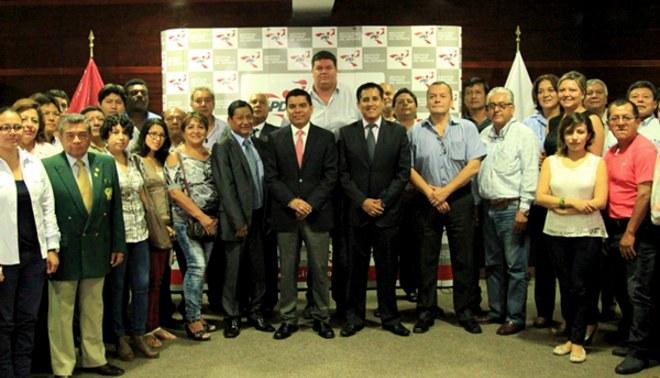 IPD participó en plan de incentivos para la mejora de la Gestión y Modernización Municipal