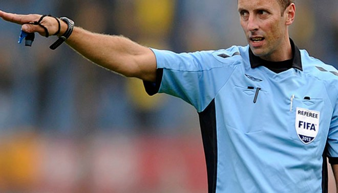 Sporting Cristal vs. Racing: Daniel Fedorczuck será el árbitro elegido por Conmebol