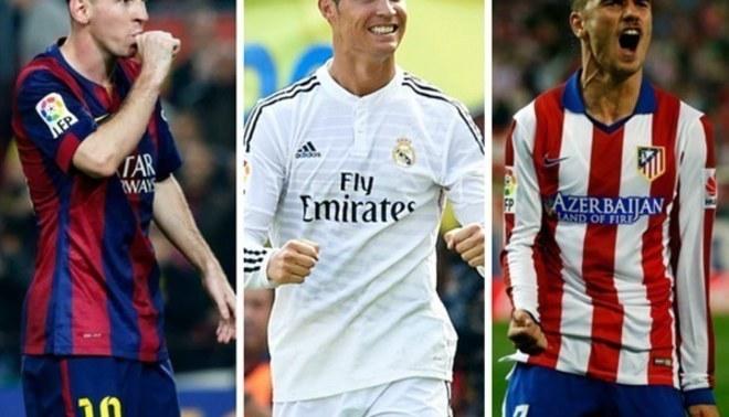 Liga BBVA: Así quedó la tabla tras las victorias de Barcelona y el Real Madrid