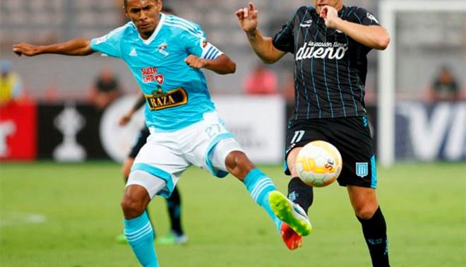 Sporting Cristal vs. Racing: Celestes cayeron 2-0 ante 'La Academia' por la Copa Libertadores [VIDEO]