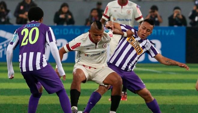 Universitario vs. Alianza Lima: Clásicos se jugarán solo con hinchadas locales