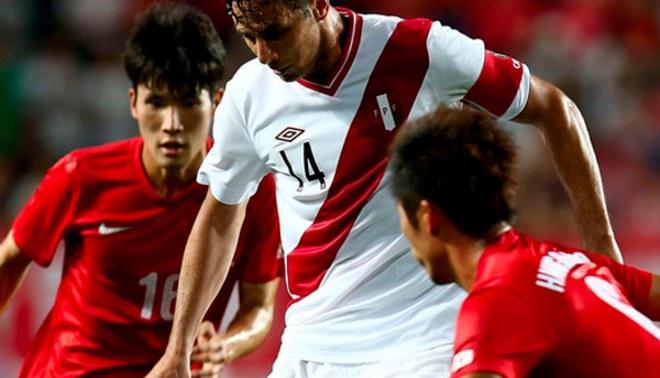 """Claudio Pizarro: """"Jugaré en la selección peruana hasta que el cuerpo no pueda más"""""""