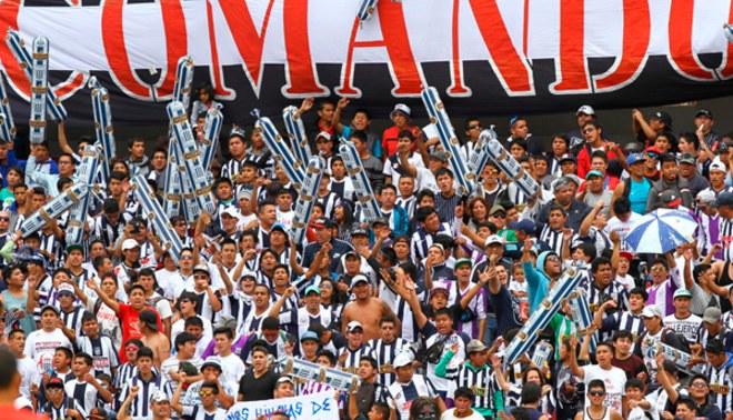 Alianza Lima: Comando Sur y el pedido a los demás aficionados que irán mañana a Matute