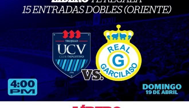 Líbero te lleva a la semifinal del Torneo del Inca 2015: Cesar Vallejo vs Garcilaso