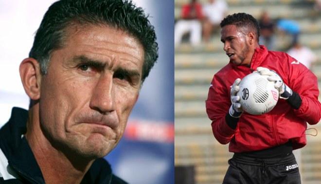 Pedro Gallese fue elogiado por Edgardo Bauza y afirmó que tiene posibilidades de llegar a Argentina