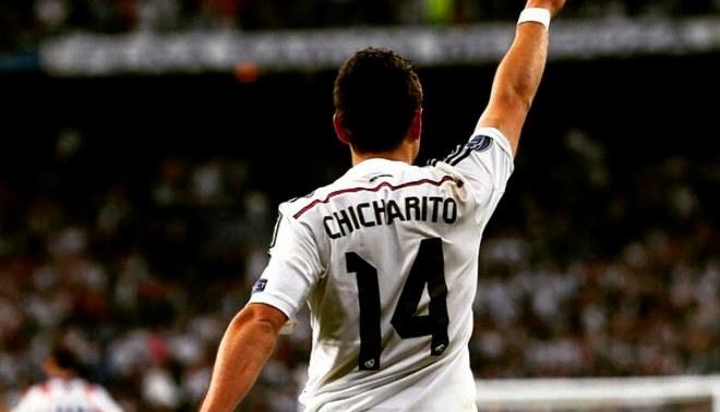 Real Madrid: pareja del 'Chicharito' Hernández le dedicó un romántico mensaje