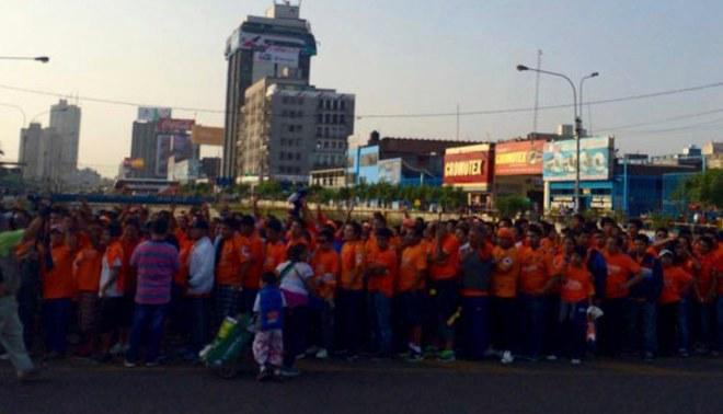 Alianza Lima vs. César Vallejo: Cerca de 500 hinchas llegaron al estadio Nacional [FOTOS]