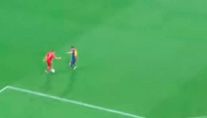 Bayern Múnich vs. Barcelona: El día que Franck Ribery humilló a Lionel Messi [VIDEO]