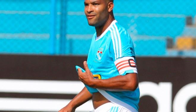 Sporting Cristal: Alberto Rodríguez incómodo por su situación en el equipo