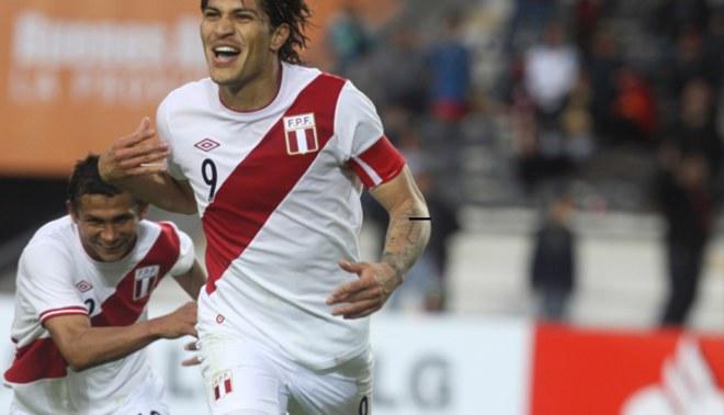 Selección peruana: Paolo Guerrero será el capitán de la 'Bicolor'