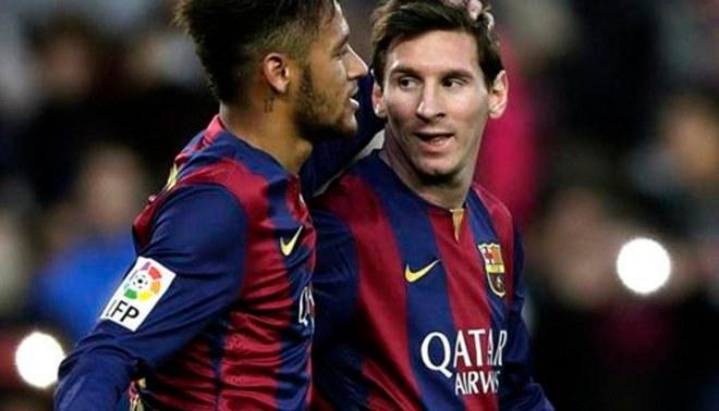 """Neymar: """"Lionel Messi me pide que le deje ganar la Copa América pero no sucederá"""""""