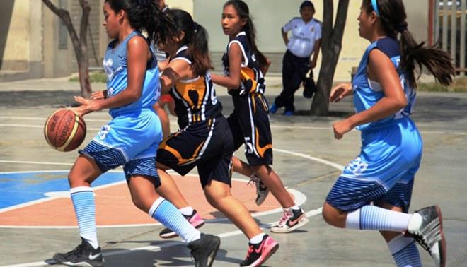 """IPD realizó con éxito festival deportivo """"Buscando Talentos"""""""