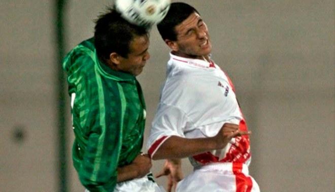 Claudio Pizarro y el día que debutó con la Selección Peruana en la Copa América 1999 [VIDEO]