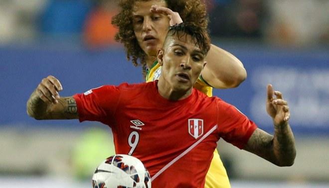 David Luiz: ¿Qué dijo sobre su duelo con Paolo Guerrero en el Perú vs. Brasil? [VIDEO]