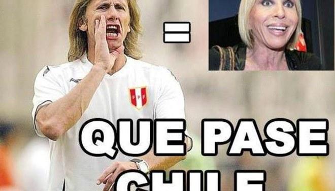 Perú vs. Chile: Memes ya calientan el duelo entre la 'blanquirroja' y 'mapochos' [FOTOS]