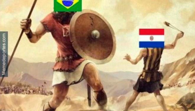 Brasil vs. Paraguay: memes del partido por Copa América [FOTOS]