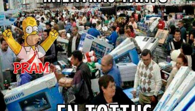 Tottus: los memes de la promoción de devolución de dinero si Perú llega a la final de la Copa América [FOTOS]