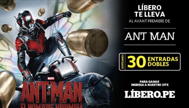 """Ellos irán a la Avant Premiere de """"ANT-MAN"""" El Hombre Hormiga"""