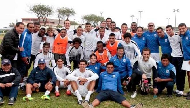 Alianza Lima: Christian Cueva se despidió de sus compañeros al aceptar propuesta de su nuevo equipo [FOTOS / VIDEO]