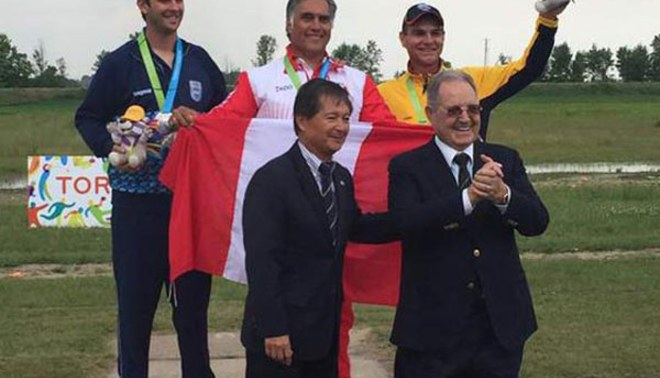 Toronto 2015: Francisco Boza ganó la primera medalla de oro para el Perú [VIDEO]