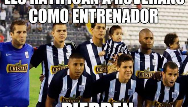 Ayacucho FC vs. Alianza Lima: memes del partido por el Torneo Apertura [FOTOS]