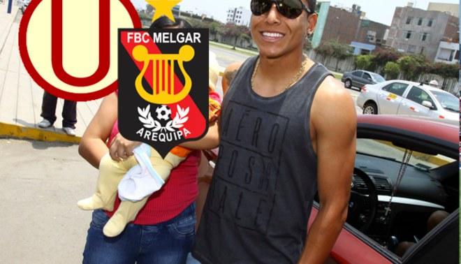 Raúl Ruidíaz y la cifra que pagó a Melgar para ser jugador de Universitario