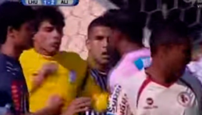 Alianza Lima: hoy se cumplen tres años de la pelea entre Francisco Pizarro y Juan Flores [VIDEO]