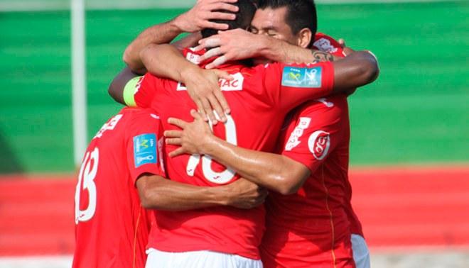Juan Aurich venció 2-1 a Municipal por el Torneo Clausura [VIDEO]